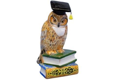 статуэтка мудрой совы