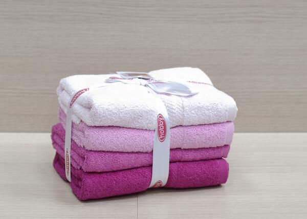 Полотенца в подарок