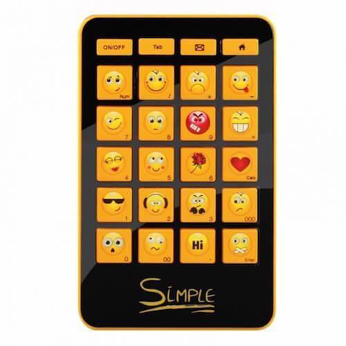 смайл-клавиатура