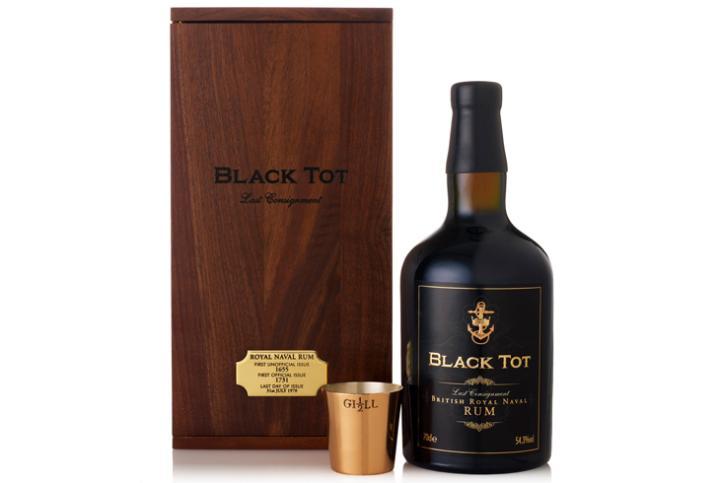 Ром Black Tot