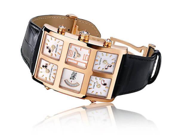 часы с поясами