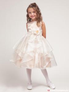 платье на 7 лет