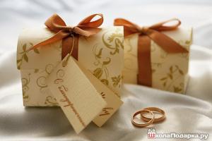 подарки гостям на свадьбе-бонбоньерки-сундучки