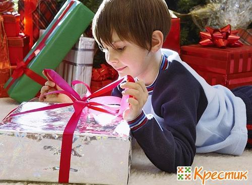 Подарок мальчику 10 лет