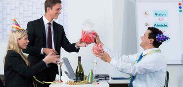 Подарок коллеге при увольнении на память