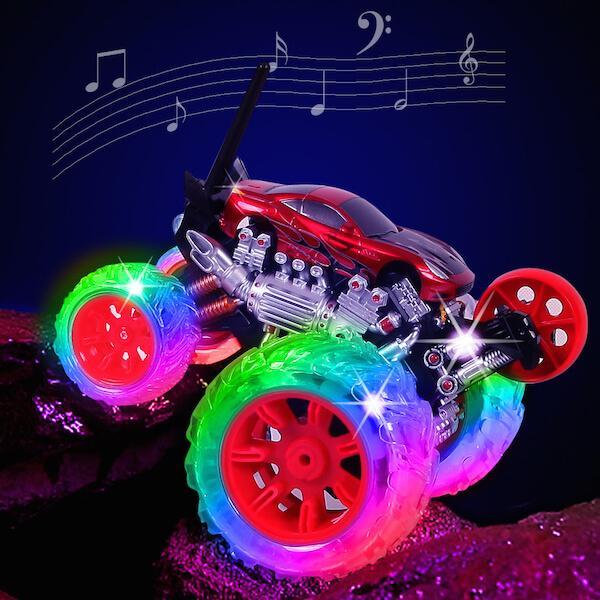 Машина игрушка с подсветкой