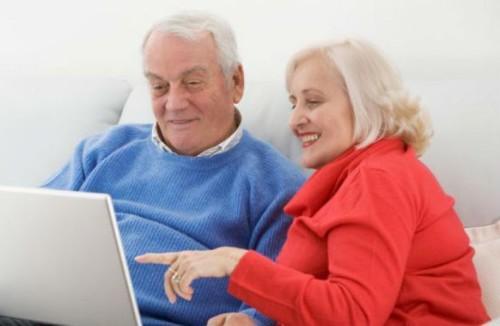 Ноутбук для пожилых