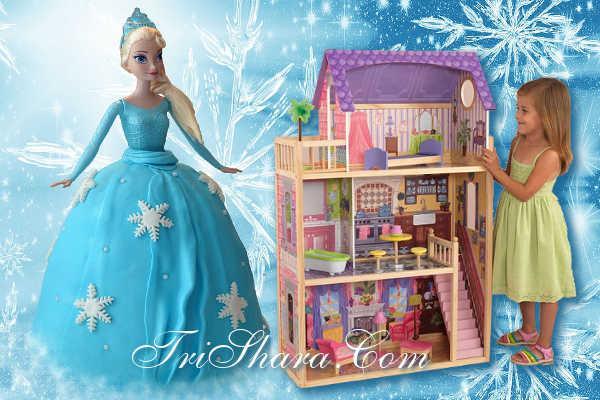 Разнообразные куклы в подарок
