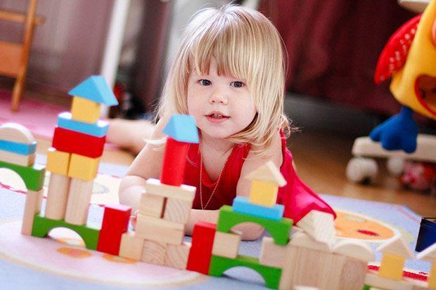 Подарки для двухлетних детей