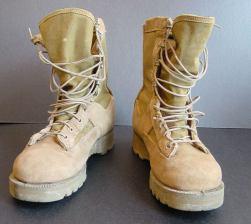 армейские ботинки WOT в подарок мужчине