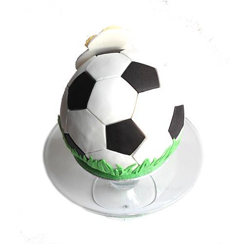 Футбольный торт