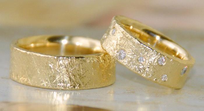 Кольцо на золотую свадьбу жене