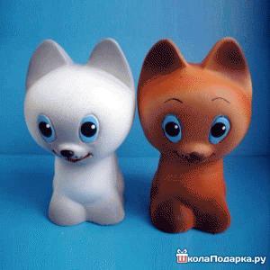 резиновые-игрушки