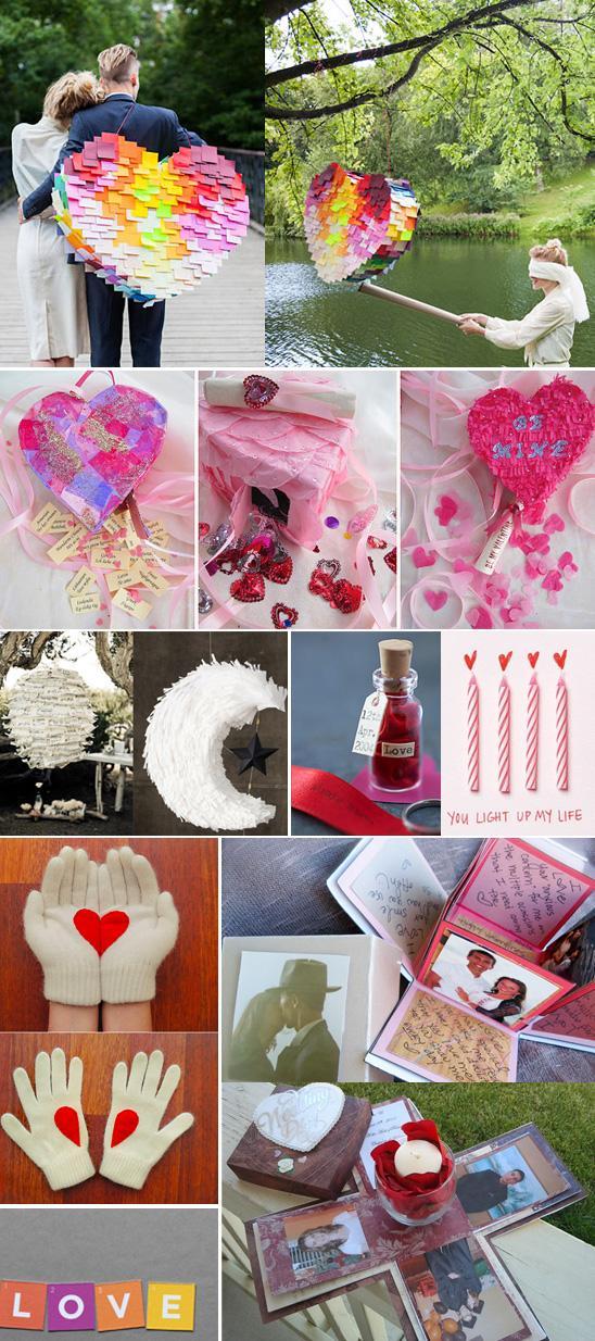 идеи подарков и поздравлений ко дню святого валентина, делаем своими руками
