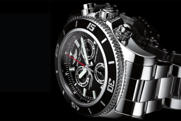 Хронометр Breitling Superocean Chronograph