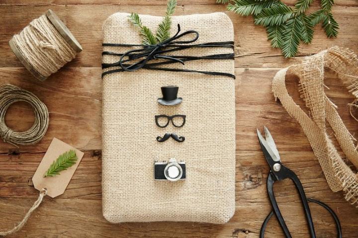Очаровательные подарки в эко-стиле. Фото с сайта greenbelarus.info