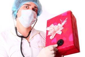 Подарок врачу мужчине в знак благодарности