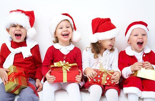 Что подарить ребенку 5-6 лет на новый год