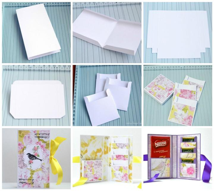 Подарок маме - Креативная упаковка