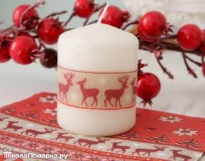 подарок-бабушке-свеча