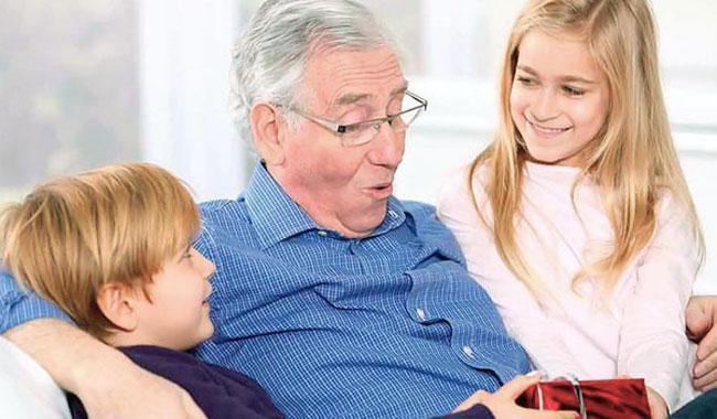 Выбор подарка мужчине на 65 лет