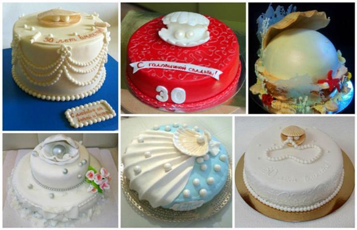 Торт с годовщиной свадьбы родителей, а что ещё подарить