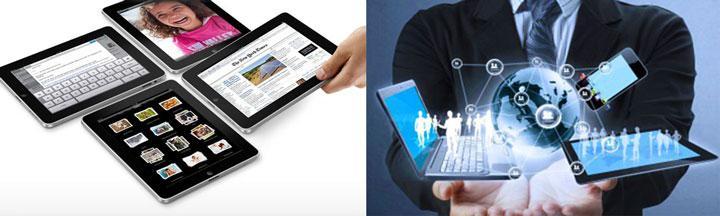 Планшеты, смартфоны, ноутбуки