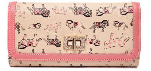 стильный кошелек для девочки