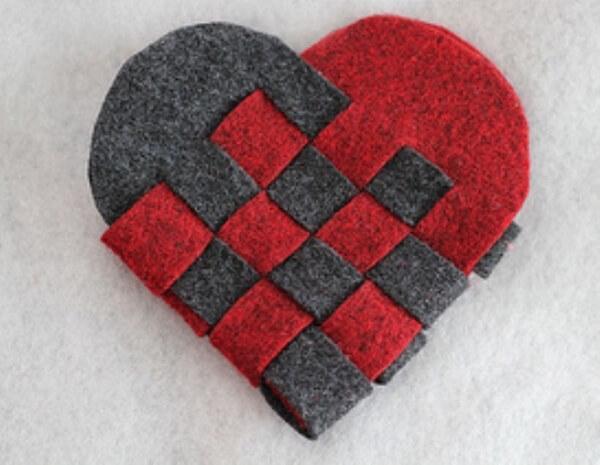 Переплетённые сердца