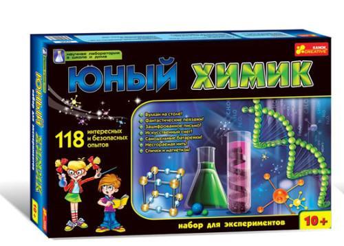 набор юного химик