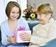 Что подарить бабушке на 85 лет?