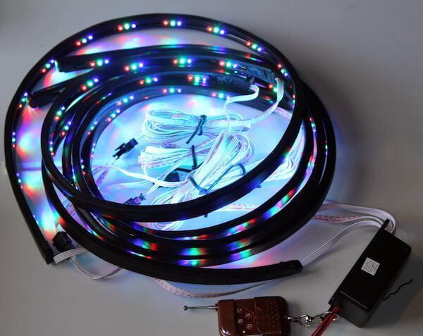 набор для установки светодиодной подсветки