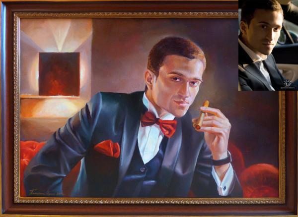 собственный портрет