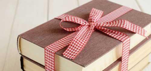 Книга - лучший подарок парню на 21 год