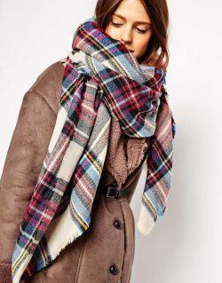шарф в подарок учителю