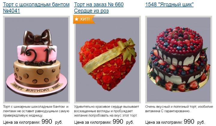Торт в подарок маме на 45 лет