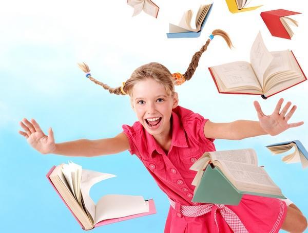 Книга откроет мир сказки и интересные факты из окружающего мира