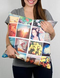 фото-подушка