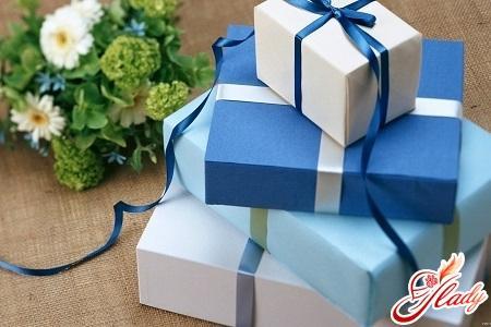 подарок по характеру мужа