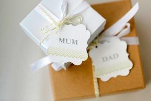 Совместный свадебный подарок родителям от молодоженов