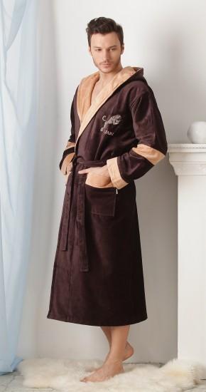 роскошный банный халат