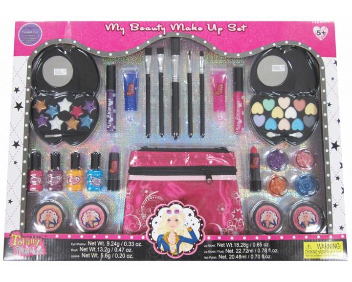 Набор детской косметики в подарок сестрёнке на День Рождения