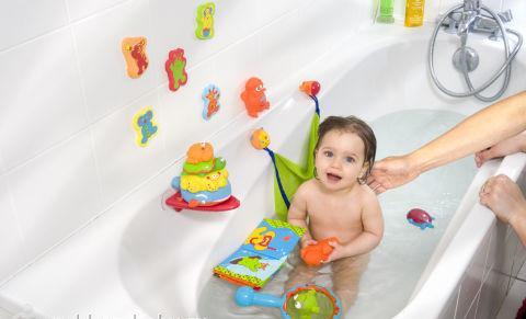 набор игрушек для купания малышей