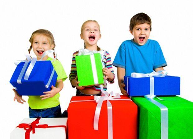 Подарки детям 6-10 лет