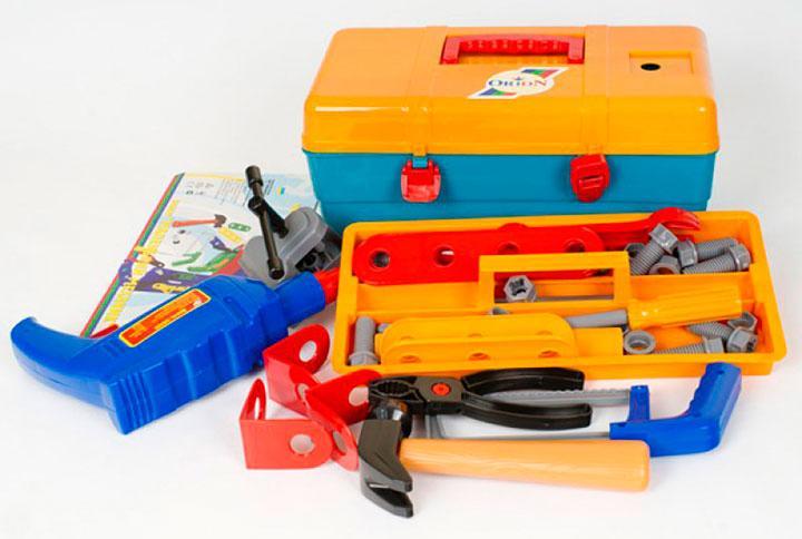 Чемодан с инструментами