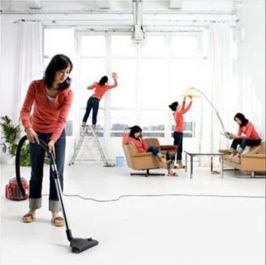Уборка по дому