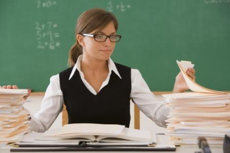 Приближается профессиональный праздник наших учителей – День учителя