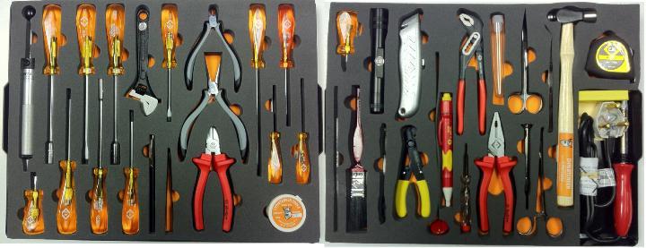 Инструменты для работы. Фото с сайта www.christensen.co.za