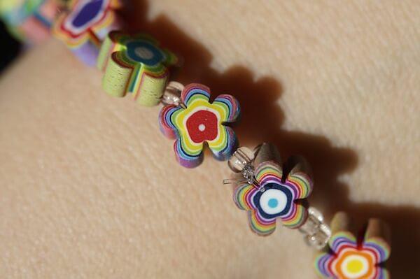 детский браслет