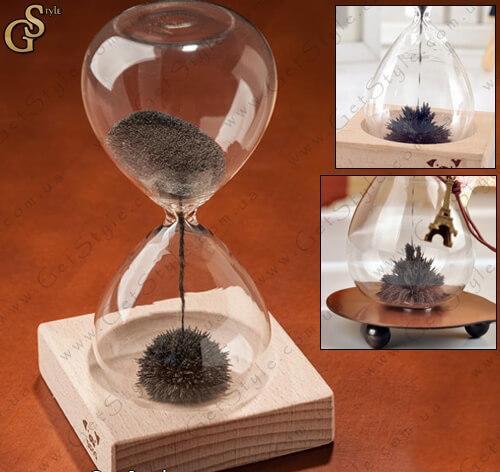 песочно-магнитные часы